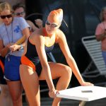 Katie Beebe (SO) automatic qualifier for 5A State Championship Swim Meet