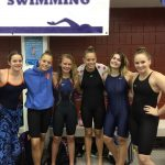 Girls Swimming finishes 23rd place at 5A State Championships