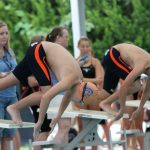 Boys Swimming misses the cut for 5A State Championships
