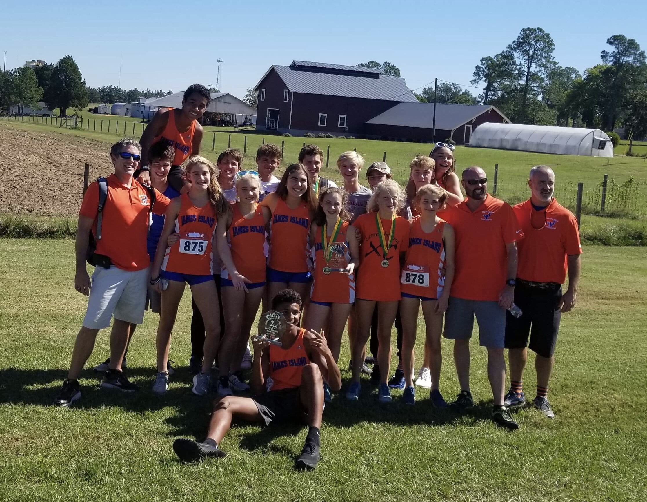 Cross Country Boys and Girls Meet Results