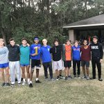 Boys and Girls Cross Country Sweep 5A Lower State Championship