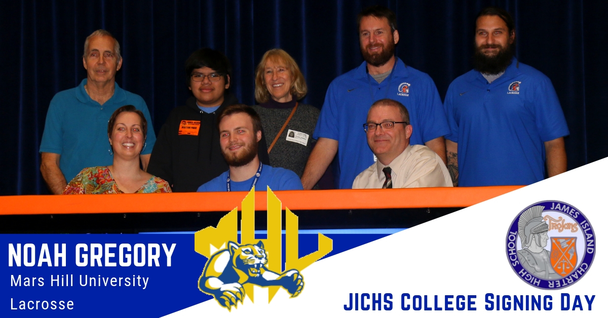 JICHS Senior Athletes Sign Letters of Intent