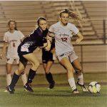 Girls Varsity Soccer beats Pope 2 – 1 in penalty kicks