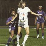 Girls Varsity Soccer beats Ashley Ridge 2 – 0