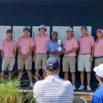 JI Varsity Boys Golf Win Region 7-5A Tournament