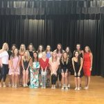 JI Varsity Cheer Banquet Honors