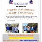 JICHS Athletics Golf Tourney Information