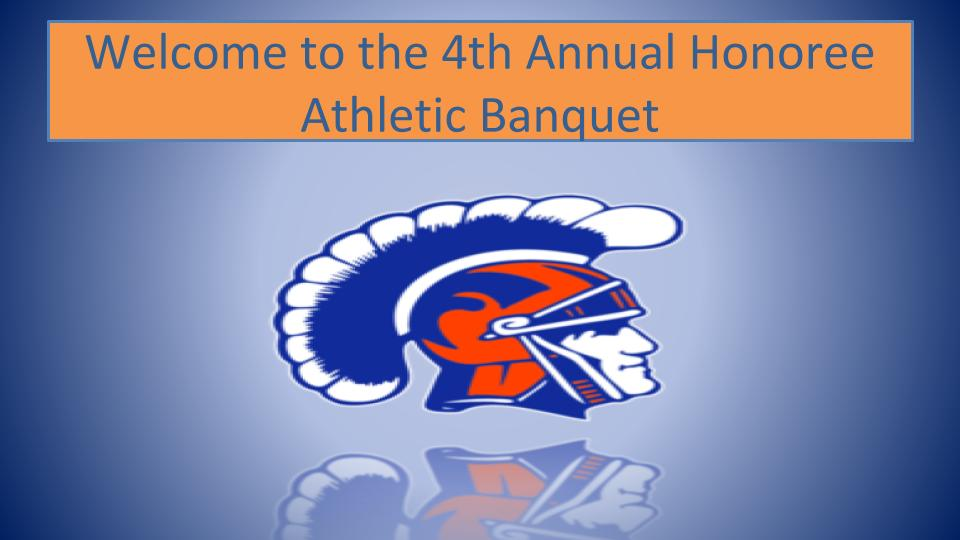 2019 All Sports Athletic Banquet and Awards