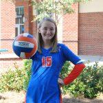 Volleyball Senior Highlights…Abbie Sawyer