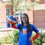 Volleyball Senior Spotlight…Gracie