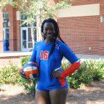 Volleyball Senior Spotlight…Maya