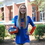 Volleyball Senior Spotlight…Haley