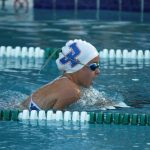 Girls Varsity Swimming finishes 3rd place at Wando High School