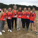Cross Country Darlington Meet Results