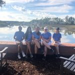 Lady Trojan Golfers Compete at Region