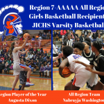 Dixon and Washington Named to All Region Team