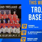 This Week in Trojan Baseball