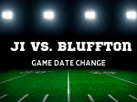 JI vs. Bluffton Game Date Changes – JV and Varsity Football