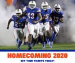 JICHS Homecoming Game is This Friday Night!