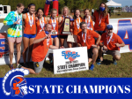 JICHS Girls Cross Country Crowned State Champions