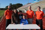 Carson Signs Letter of Intent