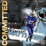Matthews Signs with Livingstone College