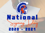 2021 JICHS College Signees