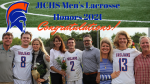 JI Boys Lacrosse 2021 Honors