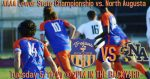 Men's Soccer Lower State Match is TOMORROW!