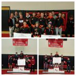 Boys Varsity Wrestling finishes 2nd place at Tournament @ Roland-Story High School