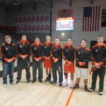 Boys Varsity Wrestling beats Newton 42 – 35