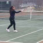 Girls Varsity Tennis beats Saydel 11 – 0