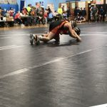 Grinnell Middle School wrestlers were rolling at South Tama Middle School meet with 21 wins!!!