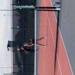 Girls Varsity Tennis falls to Ballard Community 6 – 5