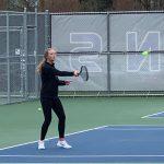 Girls Varsity Tennis falls to Indianola 6 – 5