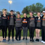 Girls Varsity Tennis falls to Pella 7 – 4