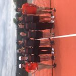 Girls Varsity Tennis finishes 5th place at Conference Meet @ Grinnell High School