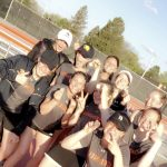 Girls Varsity Tennis finishes 1st place at Tournament @ Grinnell High School