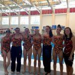 Girls Varsity Swimming finishes 6th place at Regional Team @ TBA