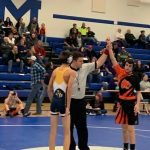 The young Tiger wrestlers continue to dominate in Montezuma tallying 18 wins with 13 wins by way of fall!!!
