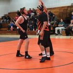 Consistency is the commitment for the Middle School Wrestling team as they post 17 of 22 wins by way of pin!!!