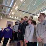 Boys Varsity Swimming finishes 5th place at State Qualifier @ Summit Middle School