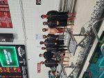 Boys Varsity Swimming falls to Newton 93 – 75; Hold Senior Night