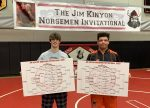 Kirby and Steveson Claim Individual Championships at Roland-Story Wrestling Invitational