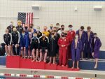 Medley Relay Advances to State!
