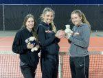 Girls Varsity Tennis beats Saydel 10 – 1