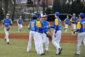 Boys Varsity Baseball 2017 Season Opening Win @ B-CC