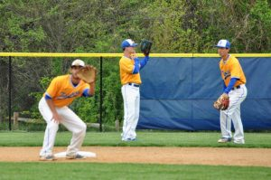Boys Varsity Baseball 2017 Win vs. Springbrook