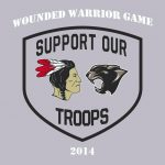 Wounded Warrior Football Game – 9/26/14