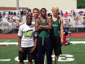 Boys Track – Districts